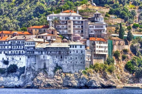 Mount Athos Cruises