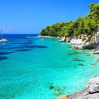 Cruise to Toroneos Gulf